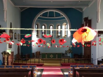 Remembrance Community Art Installation 2017